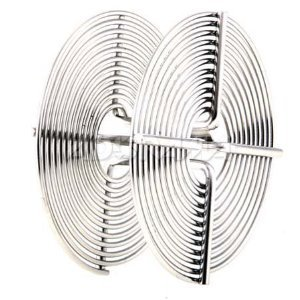 Stainless Steel Developing Reel, 35mm by Tundra