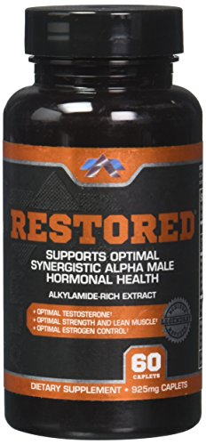 ALR Industries Restored Nutrition Booster, 60 Count