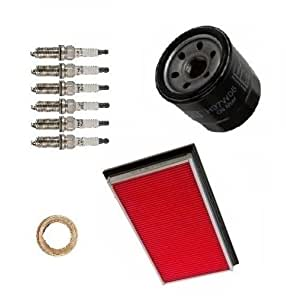 tune up kit air oil filter plugs for nissan. Black Bedroom Furniture Sets. Home Design Ideas