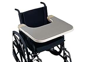 Rolyan Economy - Bandeja para silla de ruedas: Amazon.es: Salud y cuidado personal