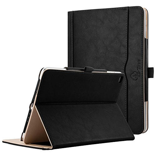 New iPad 9.7 2017 / iPad Air 2 / iPad Air Case, E-Tree PU Le