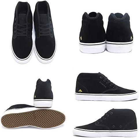 SHOES シューズ スニーカー WINO G6 MID 黒/白/ゴールド BLACK/WHITE/GOLD スケートボード スケボー SKATEBOARD