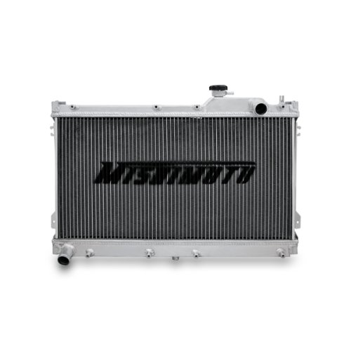 Mishimoto MMRAD-MIA-90 Manual Transmission Performance Aluminium Radiator for Mazda Miata (Aluminium Radiator)