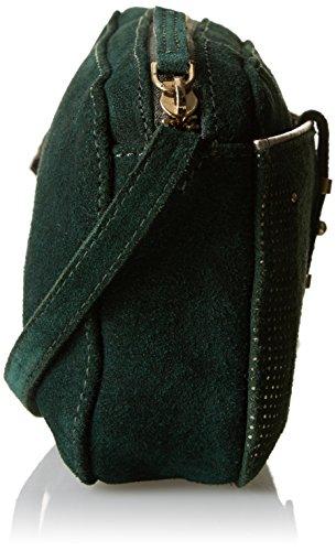 Petite Mendigote Renzo - Bolso al hombro para mujer Verde - Vert (Persil)