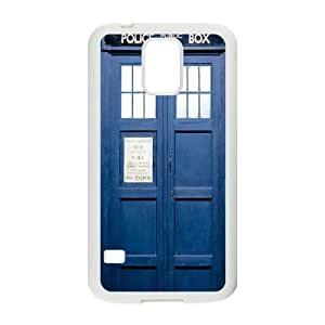 Custom New Cover Case for SamSung Galaxy S5 I9600, Doctor Who Phone Case - HL-540078
