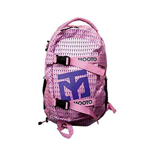 (New Product) 5 Color Mooto 540 Backpack Sports Taekwondo bag TKD Green, Pink, Black, White, Navy (Pink)