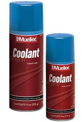 Mueller Coolant Cold Spray (9 oz aerosol spray 12/cs) by Mueller Braces