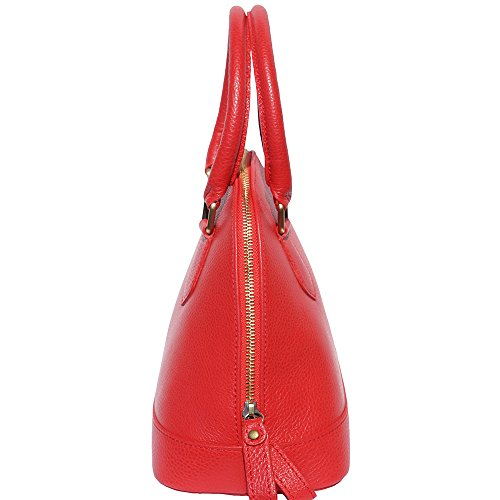 Rosso 9130 A Bowling Mano Borsa wqUX7n