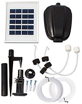 Solar Pond Aerator / Oxygenator - 2 Stone