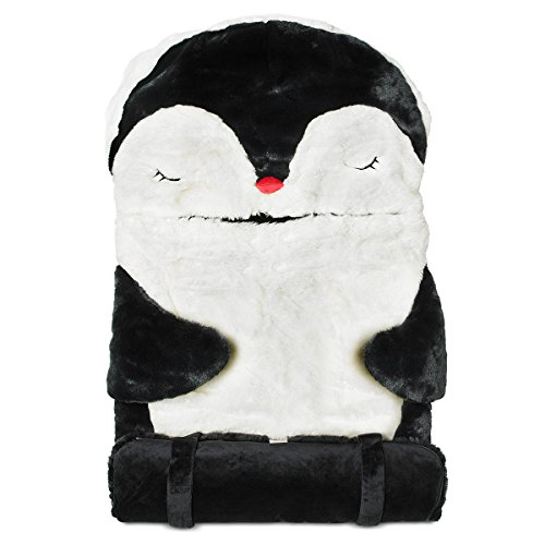 Celebrate Shop Kid's Plush Penguin Sleeping (Plush Sleeping Bags)