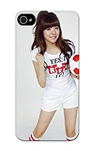 Crazinesswith Fashion Protective Taeyeon Girls Generation Case Cover For Iphone 5/5s