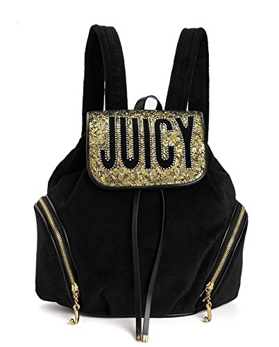 Juicy Couture Pretty in Paradise Velou Backpack