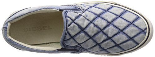 Jeans Bleu Laika DIESEL EUR Slipper Slip 36 HqxawnE1tY