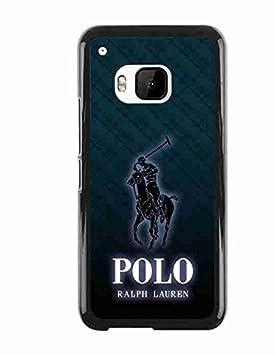 Polo Brand Logo HTC ONE M9 Funda Carcasa, New Arrival HTC M9 ...