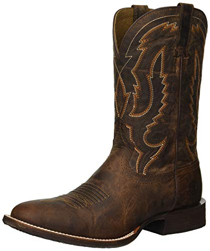 Tan Competitor Ariat Circuit Boot Weathered Men's Western WExY8xzq