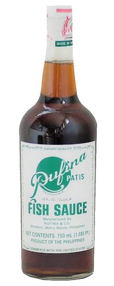 Surprising Rufina Patis Fish Sauce 25 Oz Home Remodeling Inspirations Cosmcuboardxyz