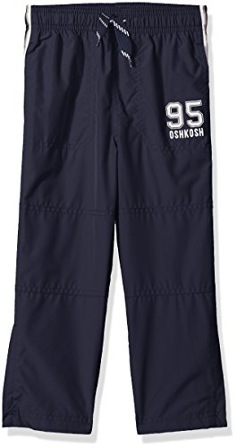 Drawstring Embroidered Sweatpants - 3