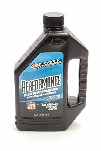 Maxima Racing Oils max39 – 34901s石油オイル、1クォート B00R5BIOQE