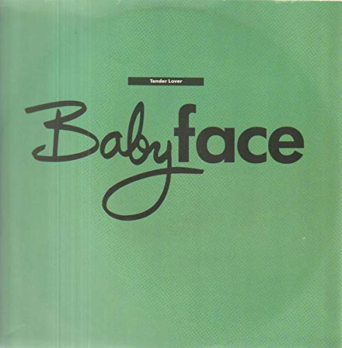 Price comparison product image Babyface 45 RPM Tender Lover / Tender Lover (Instrumental)