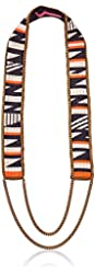 "Fiona Paxton ""AFRICAN SUSHI"" Shanti Multi-Colored Necklace, 38"""