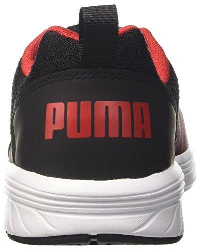 Cross Black high De Negro Zapatillas Unisex Nrgy Comet Adulto Puma Risk Red puma RITwZqx
