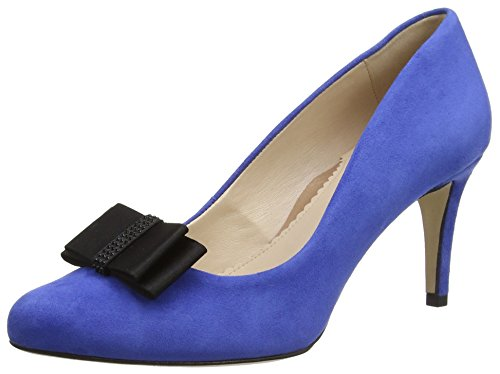 Dal Albion Van Mujer Cobalto Azul Tacones qz5xdwPr5