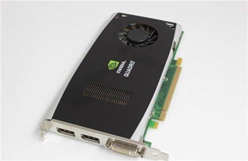 519296-001 Hewlett-Packard 768mb Quadro Fx1800 Pci-E Vidoe Card