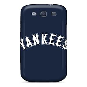 High Impact Dirt/shock Proof Case For Iphone 5C Cover (baseball New York Yankees 1)