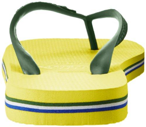 Havaianas Sandal Mens 39 Citrus US M Brazil 8 40 Yellow BR UUgwOq