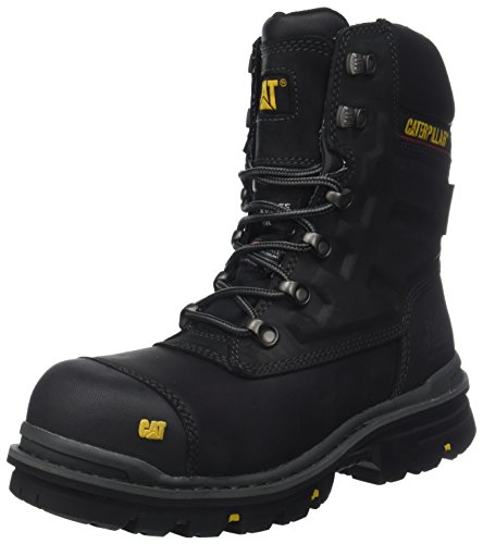 Caterpillar Premier 8 WR TX CT S3 HRO SRC, Zapatos de Seguridad para Hombre: Amazon.es: Zapatos y complementos