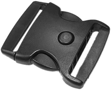 """3//4/""""~2/"""" Plastic Side Release Buckle For Outdoor Camping Backpack Strap Accessory"""