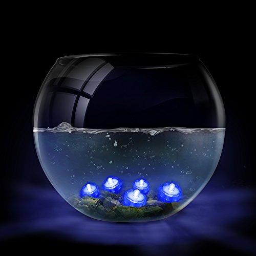 Ashland Blue Submersible Led Lights - 9