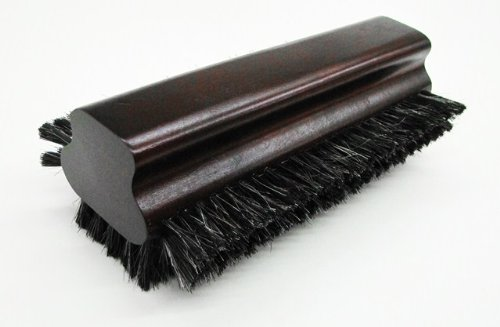Iszy Billiards Pool Table Horsehair Brush with Mahogony Finish (8.5-Inch) (Billiard Brush compare prices)