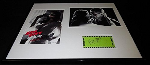 Eva Green Signed Framed 16x20 Photo Set Sin City Dame to Kill For