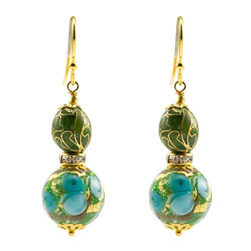 Jewels Lampwork Beads - 8