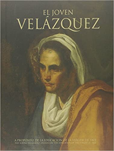 Book's Cover of El joven Velázquez: A propósito de