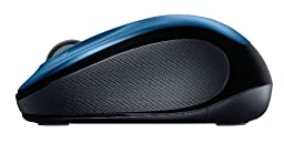 Logitech Wireless Mouse M325 with Designed-For-Web Scrolling - Blue