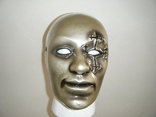 Wrestling Masks Uk Gold Hollywood Undead Danny Boy Mask