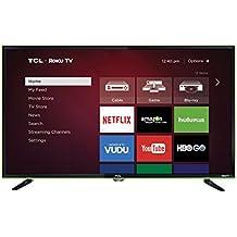 TCL 32S3850A 32-Inch 720p Roku Smart LED TV (Green) (2015 Model)