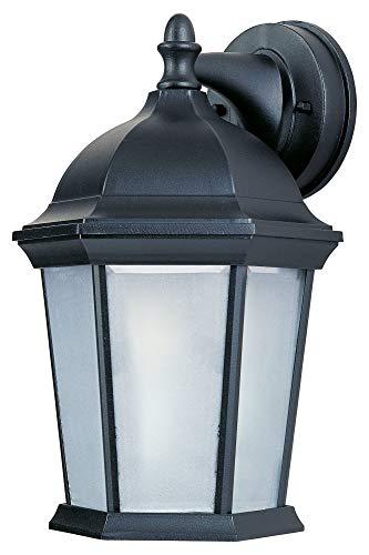 - Maxim Lighting 56024FTBK Side Door Led E26 Outdoor Light Black