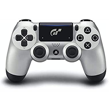Playstation 4 Silver GT Sport Controller - Bulk Packaging