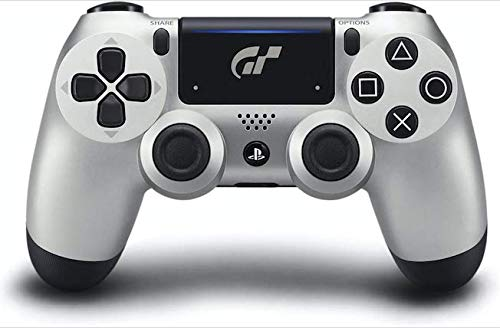 Playstation 4 Silver GT Sport Dualshock Controller (No Box)