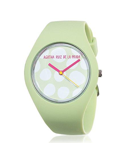 Agatha Ruiz De La Prada - Reloj analógico Polo de Topos - AGR119: Amazon.es: Relojes