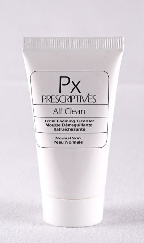Prescriptives All Clean Fresh Foaming Cleanser 1oz/30ml Travel Size by Prescriptives