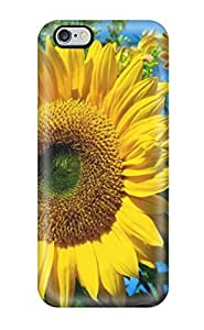 Oscar M. Gilbert's Shop Snap On Hard Case Cover Sun Flower Protector For Iphone 6 Plus