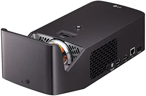 LG PF1000UW Ultra Short Throw Smart Home Theater Projector with webOS 3.0 Smart TV