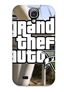 Everett L. Carrasquillo's Shop 9951839K15912907 Hot Snap-on Gta Hard Cover Case/ Protective Case For Galaxy S4
