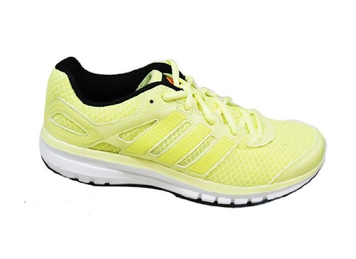 Adidas Women's Duramo 6 Running Shoes Glow/Running White clearance new cheap sale find great free shipping release dates clearance 2015 cheap sale brand new unisex eby0re07