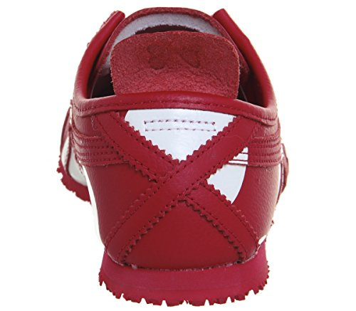Beige 66 Red Asics Mexico D7X4L Zapatilla Red Minnie 0505 x1X7CUq
