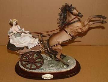Giuseppe Armani Figurine MIB LE 1500 Young Hearts - - Young Armani